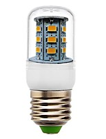 JUXIANG E26/E27 4 W 24 SMD 5730 350 LM Warm White/Cool White Recessed Retrofit Decorative Corn Bulbs AC 220-240 V