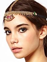 retro vintage cadena joya bohemia accesorios para el cabello cintas para el pelo de la cinta