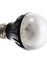 E26/E27 5 W 18 SMD 2835 360-400 LM Warm White/Cool White A Decorative Globe Bulbs AC 220-240 V