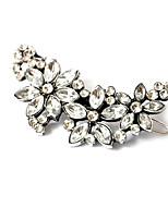 Flores retros Diamante Multipurpose Hairpin