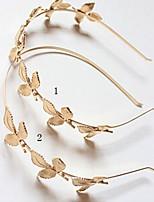 bandas para la cabeza de aleación hojas europeos (1,2) (1 pc)
