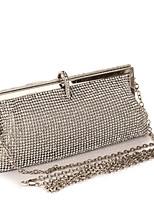 L.WEST®  Women  Event/Party / Wedding / Evening Bag Diamond Delicate Handbag