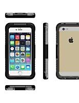 ultraslim imperméable étui de protection du corps entier pour iPhone 6 plus