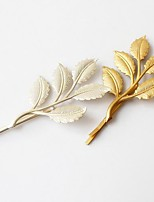 Fashion Alloy Five Leaves Hairpin(Assorted Colors)