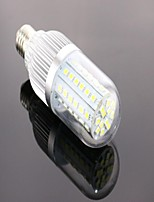 E26/E27 12 W 60 SMD 5050 1200 LM Cool White A Corn Bulbs AC 85-265 V
