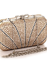 L.WEST®  Women  Event/Party / Wedding / Evening Bag Diamond Delicate Handbag