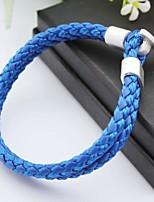 Fashion Simpleness PU Handmade Bracelet