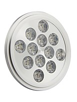 12W GU10 LED Spotlight AR111 12 High Power LED 1320LM lm Cool White AC 85-265 V