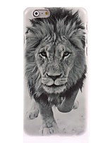 Para iPhone 8 iPhone 8 Plus iPhone 7 iPhone 7 Plus iPhone 6 iPhone 6 Plus Carcasa Funda Diseños Cubierta Trasera Funda Animal Dura