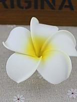 novia bohemio flor horquilla