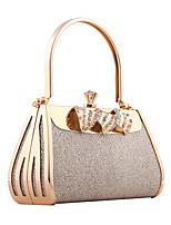 Handbag Metal/Sparkling Glitter Evening Handbags/Bridal Purse With Metal
