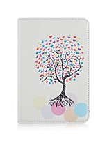 Wishing Tree Pattern PU Leather Full Body Case for iPad Mini4  Mini3/2/1