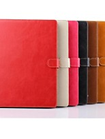 9.7 Inch Two Folding Pattern Genuine Leather for iPad Air 2