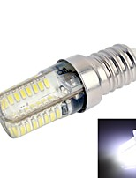 E14 3 W 64 SMD 3014 170lm LM Blue/Cool White Corn Bulbs AC 100-240 V