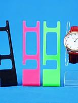 Подставки для бижутерии Резина Черный / Белый / Прозрачный / Зеленый / Розовый