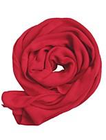 Women Wool Blend Scarf , Casual