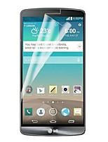 (3 pièces) haute définition de protection d'écran pour LG g3