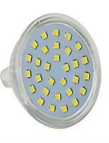 5W LED-spotlampen MR16 30 SMD 2835 350 lm Koel wit Decoratief AC 220-240 V
