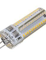 G4 5 W 104 SMD 3014 560 LM K Warm wit/Koel wit Decoratief 2-pins lampen AC 220-240 V