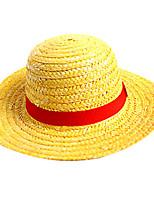 une pièce d singe. luffy cosplay chapeau de paille
