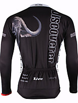 Fulang  Cycling Jerseys  Breathe Freely  Wear Resiting   Ultraviolet Resistant   Fashion   Black  Lion SC344