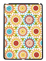 Elonbo Sunflower Plastic Hard Back Case Cover for iPad Air 2