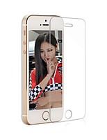 ультра тонкий 0.3mm взрывозащищенный закаленного стекла для Iphone 5 / 5s / 5с (2pcs)