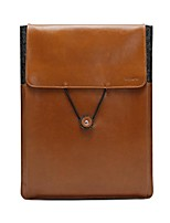 17 inch Postman Vintage Envelope Leather Full Body Case Bag Sleeve for Laptop(Assorted Colors)