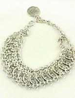 Bracelet Chaîne Alliage Sans pierre Femme