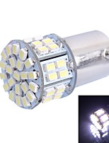 gc® 1156 / BA15s 5w 300lm 50 × 3020 smd witte led voor auto turn besturing / backup / remlicht (DC 12V)