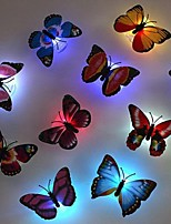 7 Color Changing Butterfly LED Night Light Lamp