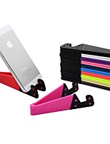 elegante pieghevole semplice stand supporto regolabile per iPhone 6 e altri (colori assortiti)