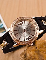 Women's  Circular  Fashion Belt Watch(Assorted Colors) Cool Watches Unique Watches