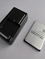 BST-41 1500mAh batterie de téléphone portable avec chargeur pour Sony Ericsson Xperia X1 X2 X10
