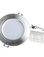10W Lâmpada de Teto Encaixe Embutido 20 SMD 5730 800 lm Branco Quente / Branco Frio Decorativa AC 85-265 V