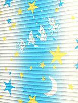 Translucent frosted window film opaque glass film stars moon bathroom glass stickers window stickers sunscreen