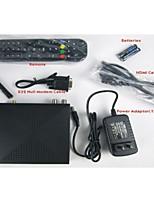 para el comercio exterior un decodificador de satélite azplay especial para África del Norte Chile Uruguay etc.