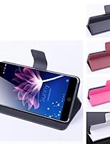 la conception de la qualité de la mode en cuir artificiel pour elephone g7