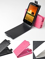 Fashion Quality Design Artificial Leather  for Lenovo A316