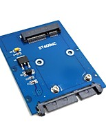Slim Type Mini PCI-E mSATA SSD to 2.5