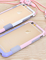 Per Custodia iPhone 6 / Custodia iPhone 6 Plus Other Custodia Antiurto Custodia Tinta unita Morbido TPUiPhone 6s Plus/6 Plus / iPhone