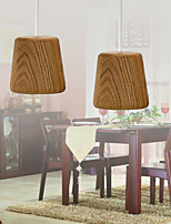Madera/Bambú - Lámparas Araña - Mini Estilo - Moderno / Contemporáneo