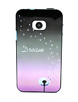 Dream Pattern Back Case Cover for Huawei Y330/Y330-C00