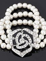 InStyle Big Pearl Vintage Bracelet Bangle High Quality