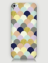 iPhone 7 Plus Dots Pattern Back Case for iPhone 5/5s