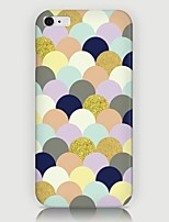 iPhone 7 Plus Dots Pattern Back Case for iPhone 6s 6 Plus