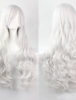Giappone e Corea del Sud modelli esplosione di alta qualità ad alta temperatura i capelli lunghi fili