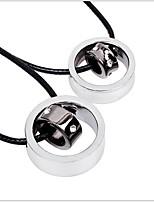 Halsband Unisex Jubileum/Bröllop/Förlovning/Födelsedag/Gåva/Party/Dagligen/Speciellt Tillfälle/Casual/Kontor och Karriär Silver