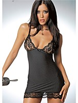 Women Ultra Sexy Suits Transparent Gown Nightwear