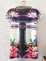 XIXI Women's Cool Fashion Summer 3D T Shirt(Cotton Blends)